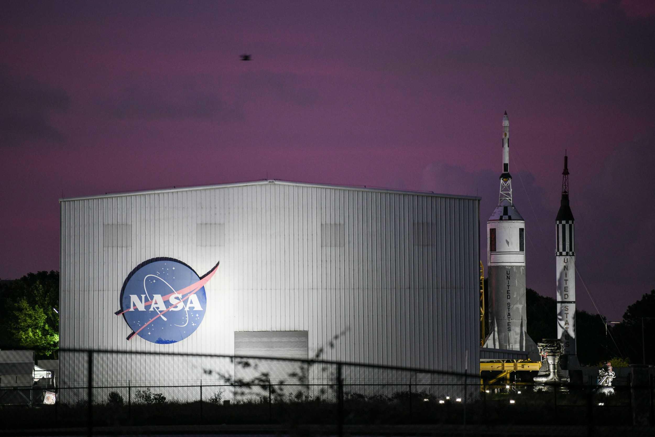NASA tourists